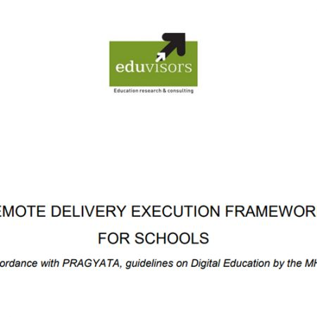 REMOTE DELIVERY EXECUTION FRAMEWORK FOR SCHOOLS
